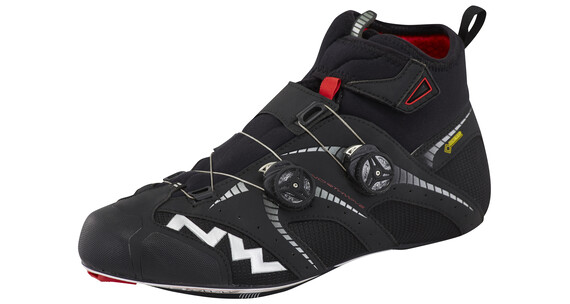 Northwave Extreme Road Winter GTX Racercykelsko Herrer sort